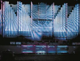 Bild: Tanz der Steinmeyer-Orgel - Ein Orgelkonzert der besonderen Art