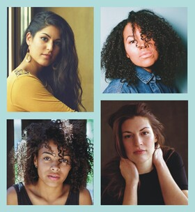 Bild: Four Women - Hanna Sikasa :: Jules :: Nadja Lea Letzgus :: Naomi Simmonds