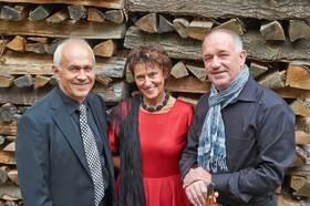 Bild: Hoffmann-Hammer-Trio - Die stille Jahreszeit