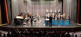 Gillhaus-Jubiläumskonzert - Andrea Toffanelli & Kilian-Heitzler-Bigband