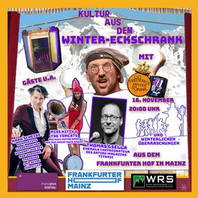 Bild: Kultur aus dem Wintereckschrank mit Frederick van der Sonne und Gästen