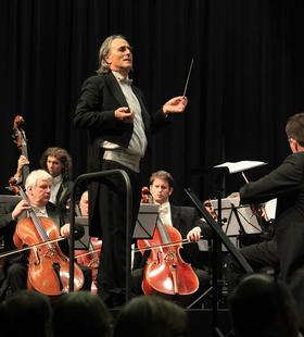 Bild: Neujahrskonzert - mit den Smetana Philharmoniker Prag