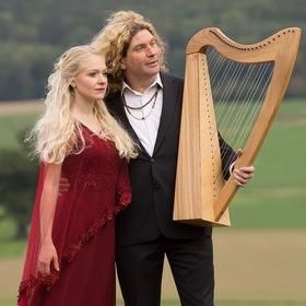 Bild: Celtic Christmas - mit Vanessa Kautz, Daniel Wahren & Friends
