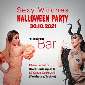 Bild: Sexy Witches Halloween