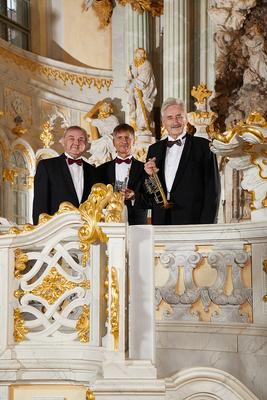 Bild: Abschiedstournee Ludwig Güttler & Friedrich Kircheis Gastsolist: Volker Stegmann - Duo Trompete | Orgel plus Gastsolist