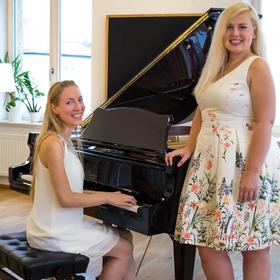 Bild: Voice & Piano - mit Carolin Fink und Christin Wagner