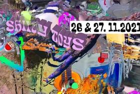 Bild: SHINYTOYS 2021 - FESTIVAL FÜR ZEITBASIERTE EXPERIMENTALKULTUR
