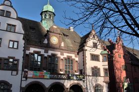 Bild: Öffentlicher Stadtrundgang Freiburg - Gässle, Bächle und das Münster