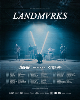 LANDMVRKS - Live in Schweinfurt