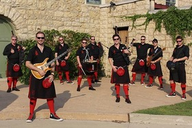 Red Hot Chilli Pipers - 20th Anniversary World Tour