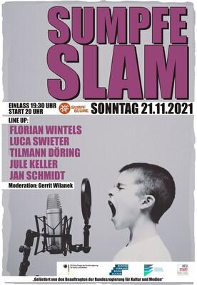 Bild: SUMPFE SLAM - Poetry Slam