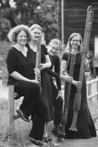 Bild: Consort for Several Friends - A la dolce ombra - Im süßen Schatten   Musik für Blockflöten von Yun, Merula, Sweelinck u.a.