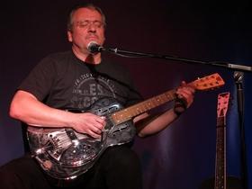 Bild: Bamberger Acoustic Guitar Night - mit Eddy Deckert und Wolfgang Kalb
