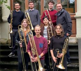 Bild: Basler Wynacht - Vorweihnachtliches Konzert - zum Zuhören und Mitsingen