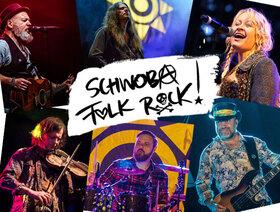 Bild: Wendrsonn - Schwoba-Folk-Rock - Abschiedskonzert mit Biggi Binder auf der Bühne !!!