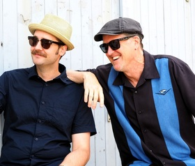 Bild: It Takes Two - Blues & Boogie Duo
