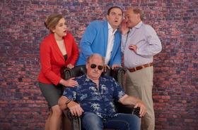 Bild: Alter schützt vor G`sundheit nicht - Komödie in 3 Akten von Rene Heinersdorff