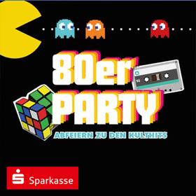 Bild: 80er Party!