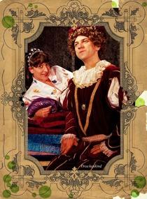 Bild: Prinzessin auf der Erbse - MärchenTheater
