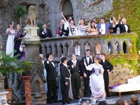 Bild: La Traviata - Oper von Giuseppe Verdi - Opera Classica Europa