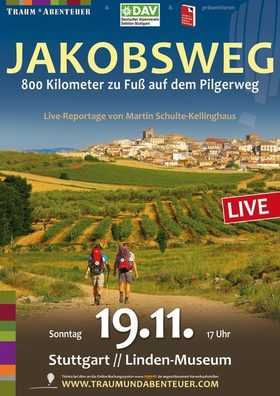 Bild: Abenteuer Jakobsweg - Martin Schulte-Kellinghaus