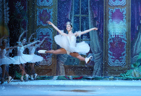 Bild: Nussknacker on Ice - St. Petersburger Staatsballet on Ice