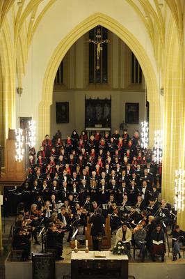 Bild: Johannes-Passion - Johann Sebastian Bach