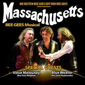 Bild: MASSACHUSETTS - Das BEE GEES Musical - Music Performed by THE ITALIAN BEE GEES