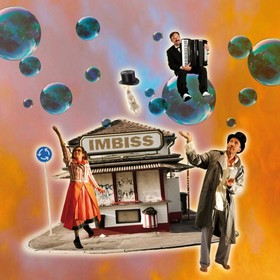 Bild: Kleiner Zauber, großer Zauber - Theater Mummpitz