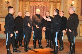 Bild: Ural Kosaken Chor -