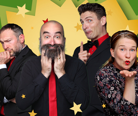 Bild: Springmaus Improtheater - Bääm! Das Neujahrs-Special