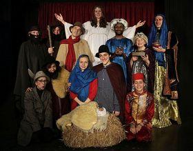 Bild: Die Weihnachtsgeschichte - Mitspieltheater - für Kinder ab 4 Jahren