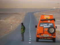 Bild: Augenblicke einer Weltreise - 56.000 Kilometer - 3 Kontinente - 20 Monate im Orangetrotter Bulli