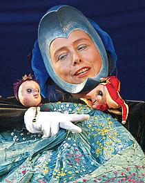 Bild: Das Märchen vom Silbermond