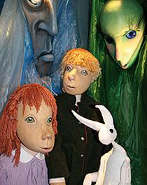 Bild: Der Winterkönig - Theater der Nacht