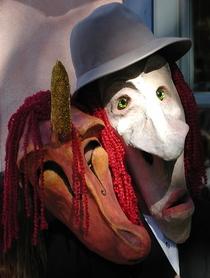Bild: 4-Tage-Maskenbaukurs (höchstens 10 Teilnehmer!!!!!)
