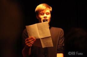 Bild: Poetry Slam 43