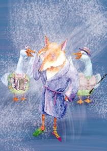 Bild: Die Geschichte vom Fuchs, der den Verstand verlor - Theater Mummpitz