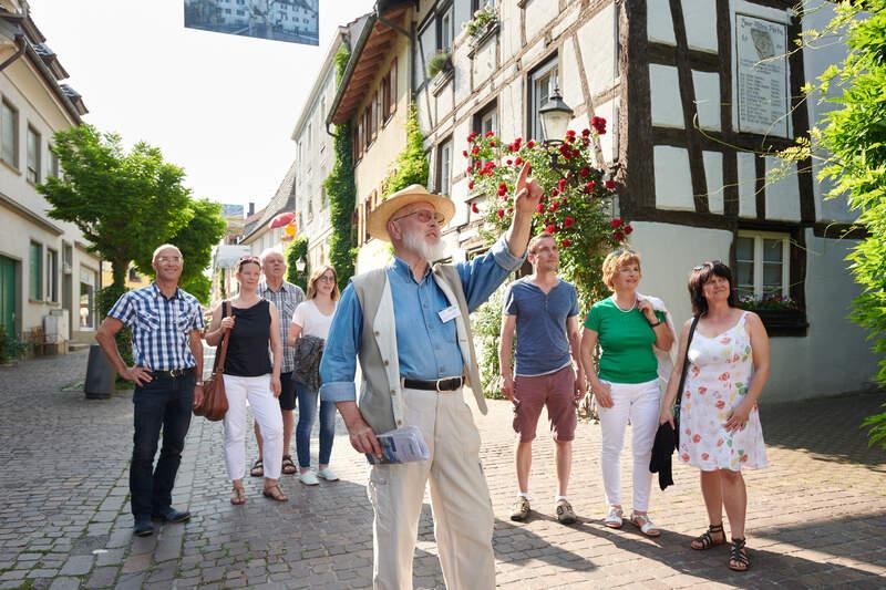 Auf den Spuren Radolfs - Stadtführung durch die historische Altstadt