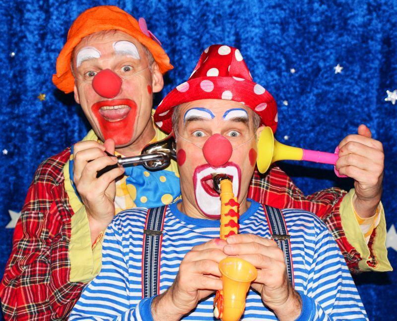 Clowns Ratatui - Stream - Lustiges Clowntheater im Stream