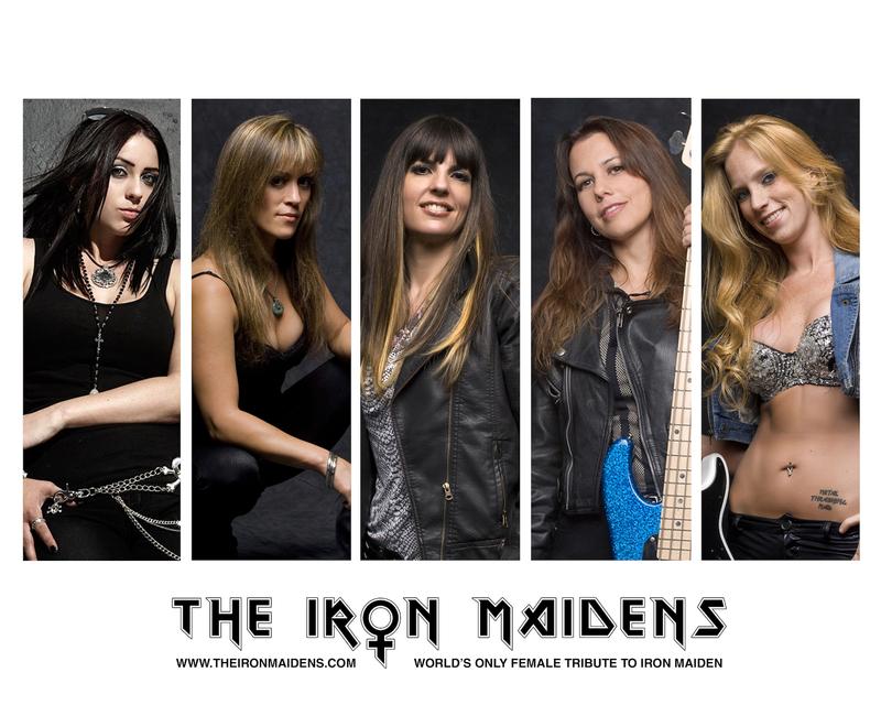 Vorschaubild The Iron Maidens