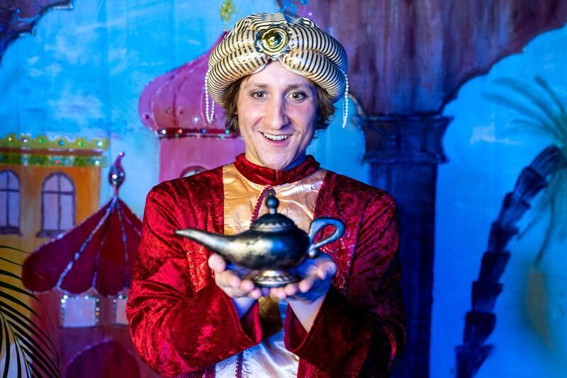 Aladdin und die Wunderlampe - Stream - Wochenendstream