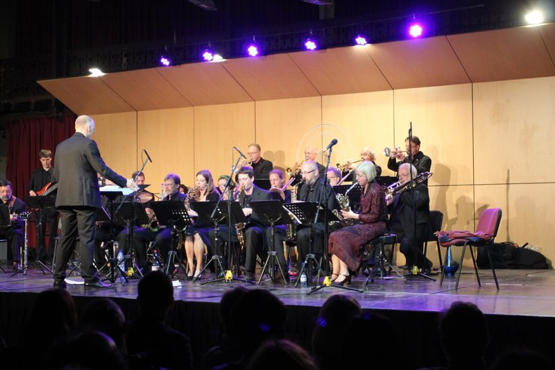 Lehrer Big Band Bayern & Platen Bigband -