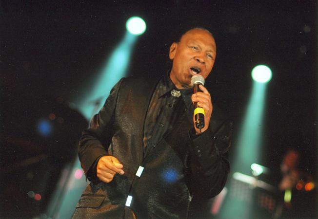 Spirit of Gospel - Joe Curtis - The Voice of South Africa
