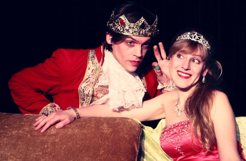 The Princess and the Pea - online im Livestream