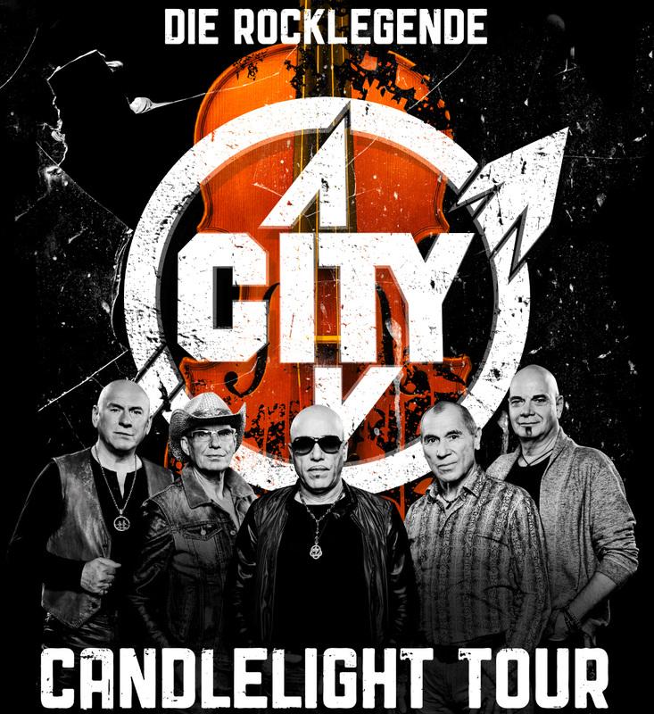 CITY - CandleLight Spektakel