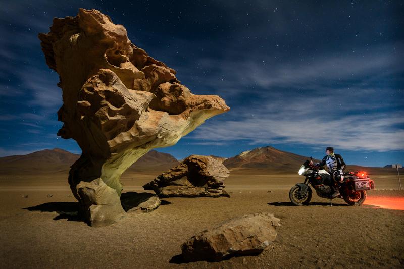 Martin Leonhardt - Crazy Travels - 100.000 Kilometer Abenteuer - 3,5 Jahre Lateinamerika