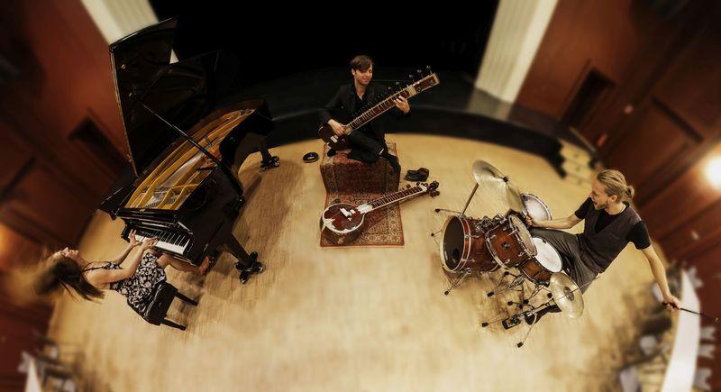 Pulsar Trio - Worldbeat / Jazz-Fusion