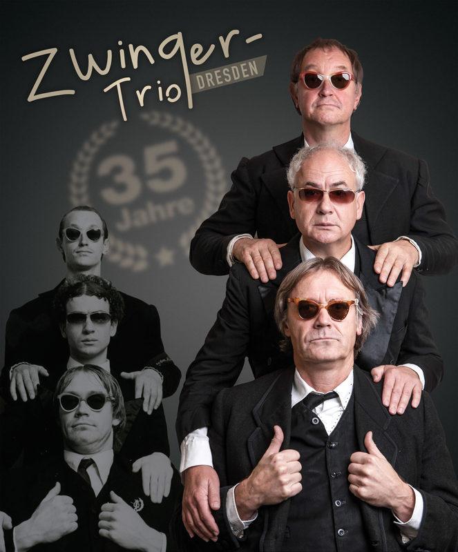 Zwinger-Trio – Komikerparade - Das Zwinger-Trio spielt Komik-Klassiker
