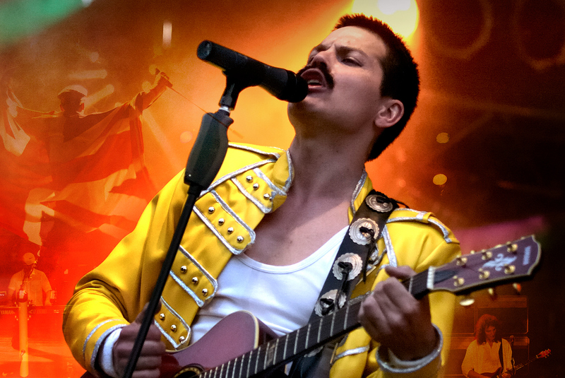 God save the Queen - Queen-Revival Band